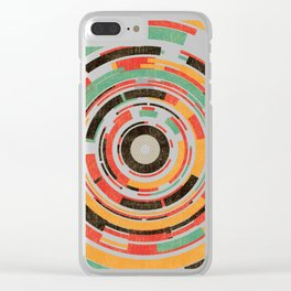 Space Odyssey Clear iPhone Case