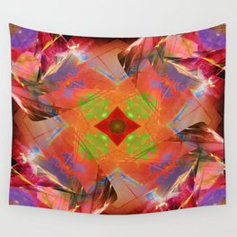 Tangent Wall Tapestry