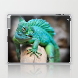 Gecko Reptile Photography Laptop & iPad Skin