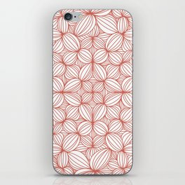 Oh you gotta terra cotta iPhone Skin