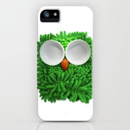 Hootie the House Owl! iPhone Case