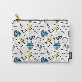 Cool Avril Pattern Carry-All Pouch
