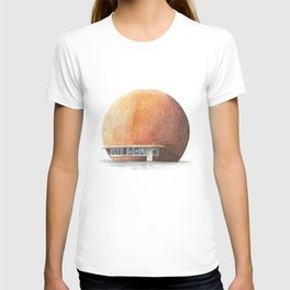 Montreal's Orange Julep T-shirt