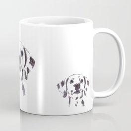 Dalmatian Dog Coffee Mug