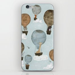 the most amazing adventure so far iPhone Skin