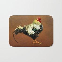 Mr Rooster Bath Mat