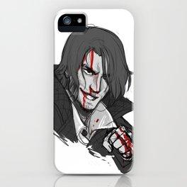 Master Assassin iPhone Case