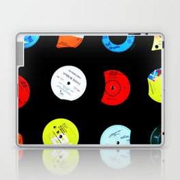 Vinyl Records Version 2 Laptop & iPad Skin