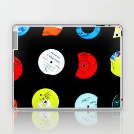 Vinyl Records Version 2 Laptop & iPad Skin
