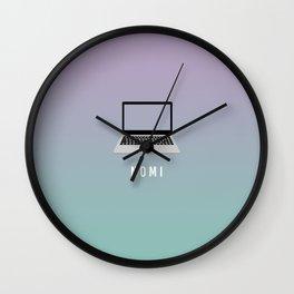 Nomi - SENSE8 Wall Clock
