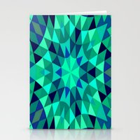 teal Stationery Cards featuring teal. by 2sweet4words Designs