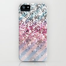 Blendeds V CL-Glitterest Slim Case iPhone (5, 5s)