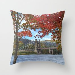 Perfectly Framed Throw Pillow