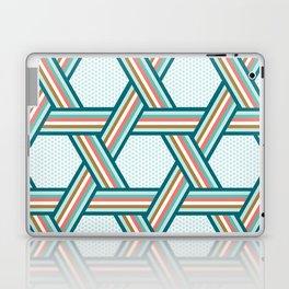 Stripes And Dots Laptop & iPad Skin