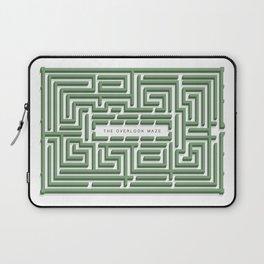 The Overlook Maze Laptop Sleeve