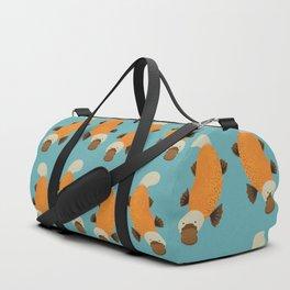 Whimsy Platypus Duffle Bag