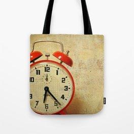Que horas são ? Tote Bag