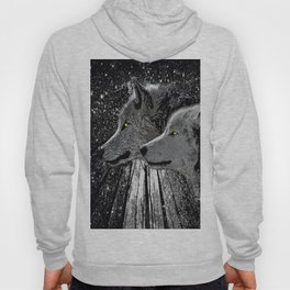 WOLF ENCOUNTER #2 Hoody