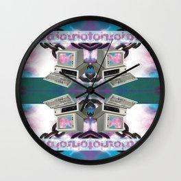 RIOT TRIO Wall Clock