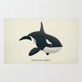 Orcinus Orca Rug