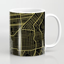 San Francisco Map Coffee Mug