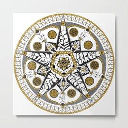 Original Mandala One Metal Print