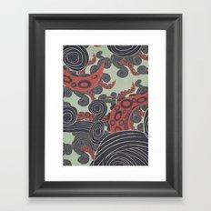 SEA ADVENTURE Framed Art Print