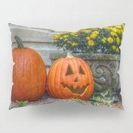 Autumn Scene Pillow Sham
