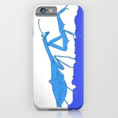 Blue Praying Mantis Slim Case iPhone 6s