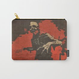 Do Your Part to Stop the Zombie Uprising Carry-All Pouch