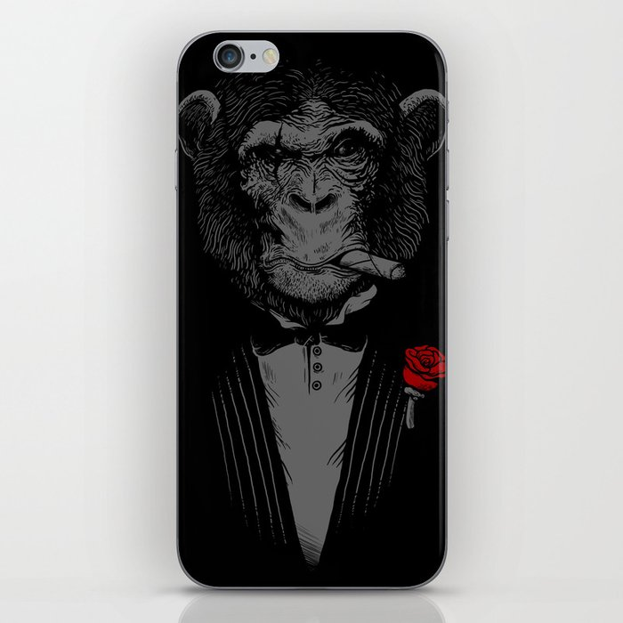 Monkey Business iPhone Skin