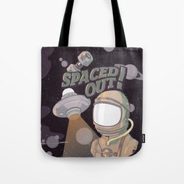 Spaced Out! Tote Bag