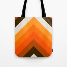 Golden Thick Angle Tote Bag