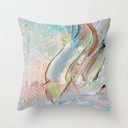 Mystic Falls Throw Pillow