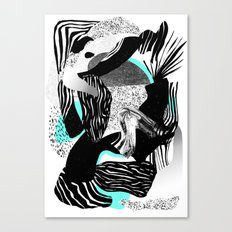 Dazed Canvas Print