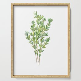 Thyme Serving Tray