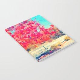 Orange Tree Watercolor digital Notebook