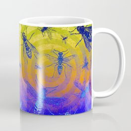 Wasps Coffee Mug