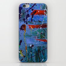 Red PLanet iPhone & iPod Skin