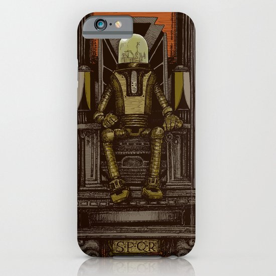 Pax Robota iPhone & iPod Case