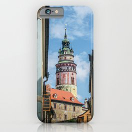 City of Croatia | Zagreb Simple Colorful Buildings Old World Medieval Architecture Beauty iPhone Case