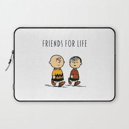 Charlie and friends Laptop Sleeve