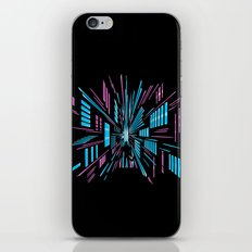Tunnel to the Stars iPhone & iPod Skin