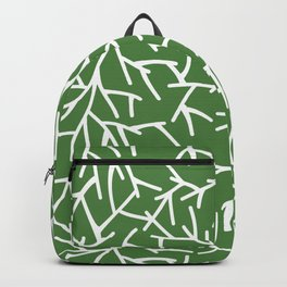 Branches - green Backpack