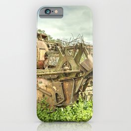 The abandoned Combine iPhone Case