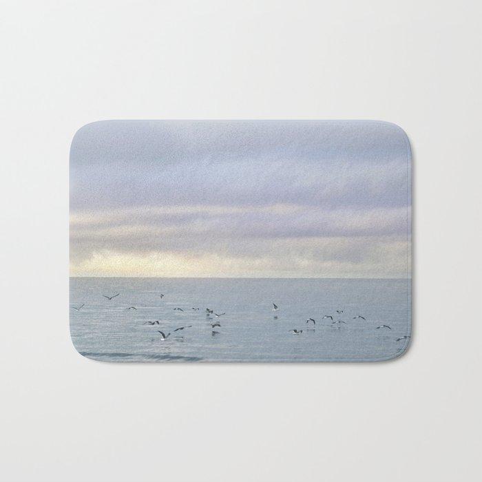 The Seagulls 5 Bath Mat