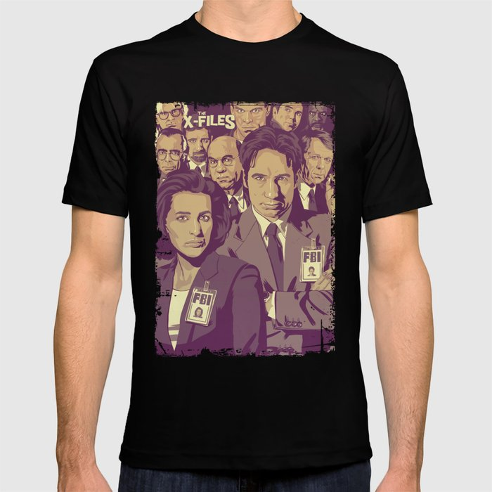 THE X-FILES v1 T-shirt