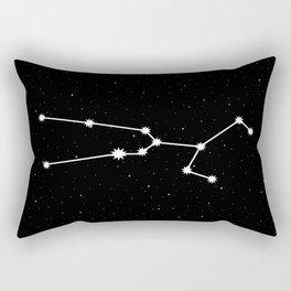 Taurus Astrology Star Sign Rectangular Pillow