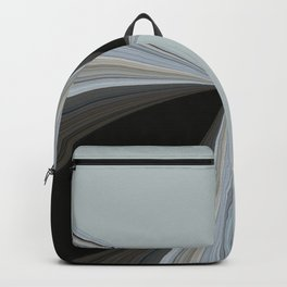 Brown and Grey Tones of Eucalyptus  Backpack