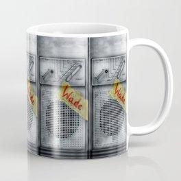 Antique Radio Transmission Coffee Mug